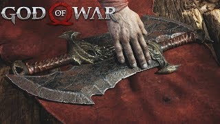Kratos Gets The Blades of Chaos - God of War 4 (PS4 Pro) - God of War 2018
