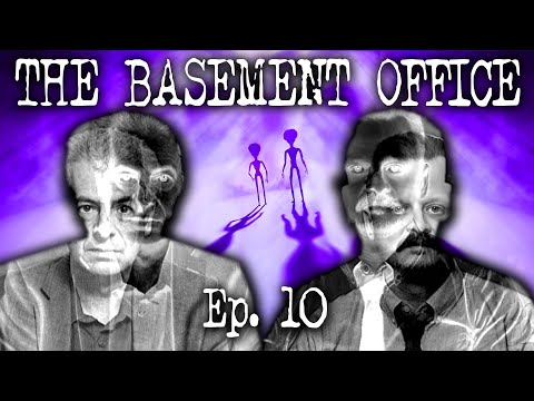 Ep. 10 | The Basement Office | UFO sightings with aliens | Close Encounters | New York Post