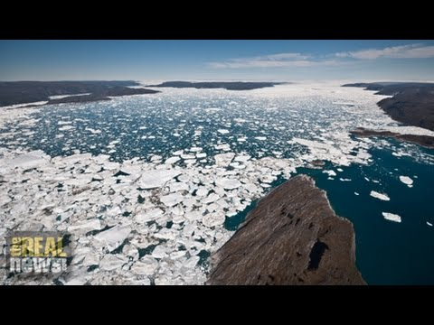 The RealNews Interview: Greenland and Sea Level Rise