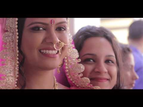 Attending An Old Friend's Marriage | Indian Odissi Cinematic Wedding