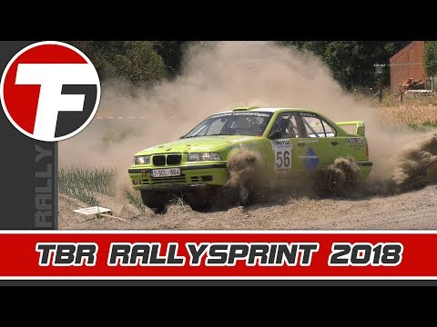 TBR Rallysprint 2018 + Mistakes