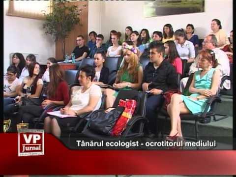 Tânărul ecologist – ocrotitorul mediului