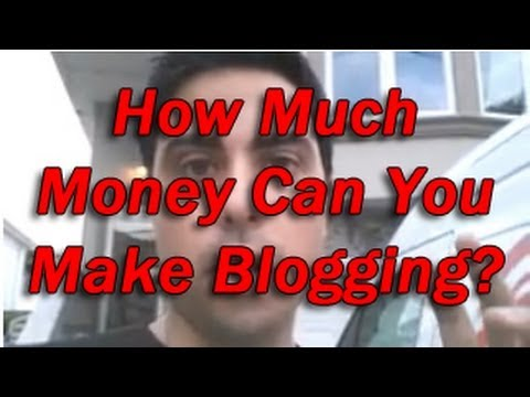 How Much Money Can You Make Blogging? (FIND OUT HERE)