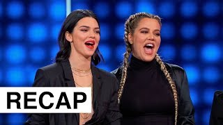 Video Kardashians Vs The Wests On Celebrity Family Feud | KUWTK Recap | Hollywoodlife MP3, 3GP, MP4, WEBM, AVI, FLV Juni 2018