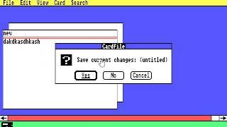 History of Microsoft Windows - Windows 1.0
