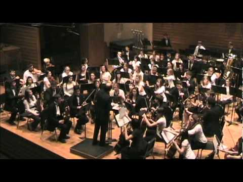 Baldwin Wallace Senior Youth Orchestra -- The Divine Comedy by Robert W. Smith