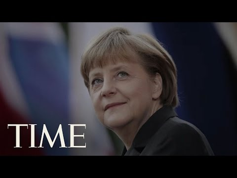 Angela Merkel is TIME's 2015 Person Of The Year | TIME