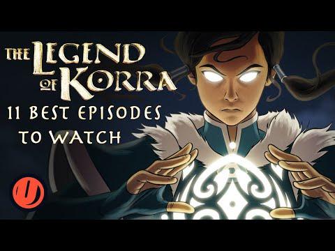 The Legend of Korra: 11 Best Episodes To Watch