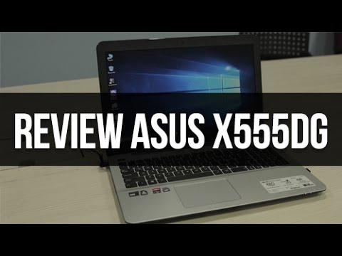 ASUS X555DG Laptop Gaming Murah - Review Indonesia