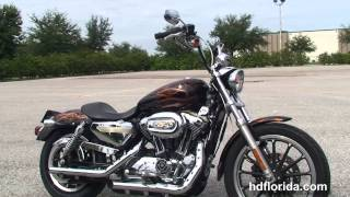 4. Used 2006 Harley Davidson Sportster 1200 Low Motorcycles for sale