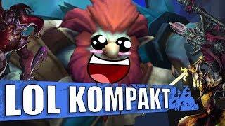 EU-LCS Trollweek?! | LoL Kompakt mit KrokettenKalle