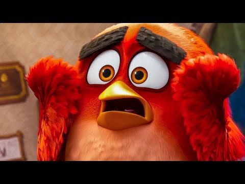 THE ANGRY BIRDS MOVIE 2 - 8 Minutes Clips + Trailers (2019)