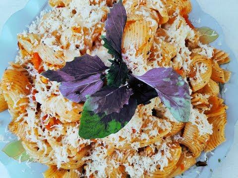 A dish of pasta / Մակարոնեղենով ուտեստ ~ MNH Food