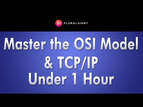 Master the OSI Model and TCP/IP