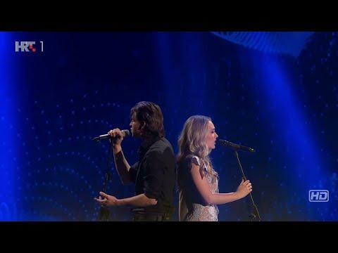 Albina Grčić & Filip Rudan - Lovely - Live