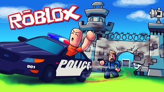Roblox | BREAKING OUT OF PRISON! (Prison Escape Obby)