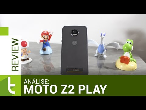 Análise Motorola Moto Z2 Play  Review do TudoCelular