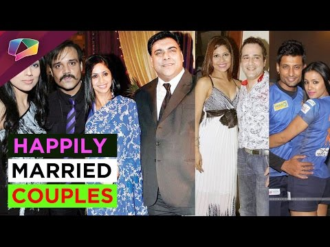 #FeatureSpecial : Happily Married Couples of Telly