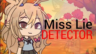 Video [GLMM] Miss lie detector PART 1 (Gacha life) MP3, 3GP, MP4, WEBM, AVI, FLV Juli 2019
