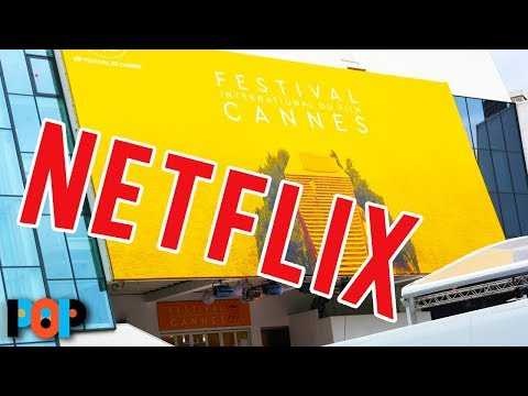 Netflix Threatens To Bow Out Of Cannes