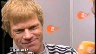 Oliver Kahn - Lustige Interview Highlights