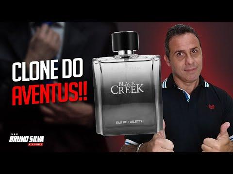 BLACK CREEK LA RIVE | CLONE do Aventus CREED!!