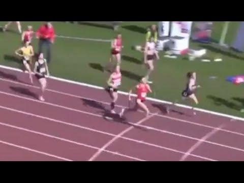 Juoksijan uskomaton loppukiri