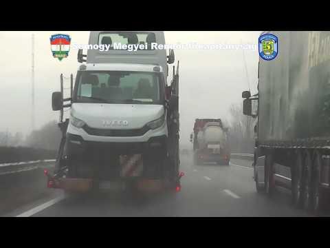 Kamionellenőrzés