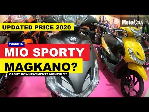New Mio Sporty 2020 | Specs Price
