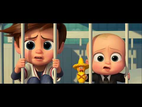 The Chainsmokers & Coldplay - Something Just Like This (Boss Baby) [HD]