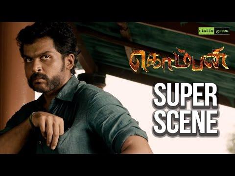 Video Komban - Super Scenes | Karthi, Lakshmi Menon | G.V. Prakash Kumar download in MP3, 3GP, MP4, WEBM, AVI, FLV January 2017