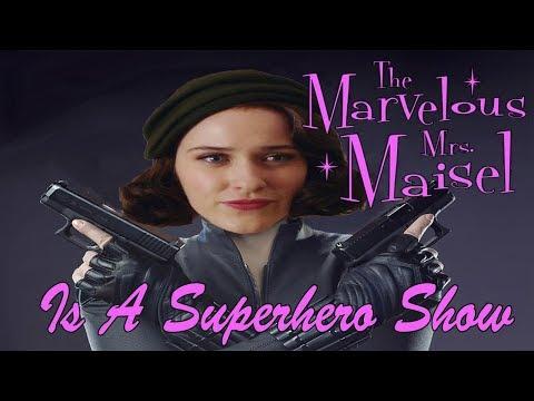 Maisel Men - Marvelous Mrs. Maisel Is A Superhero Show (Episodes 5-8 Review)