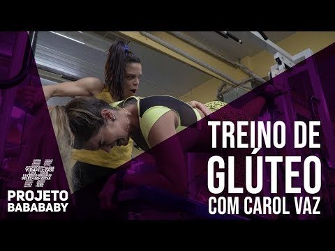 Video TREINO DE GLÚTEOS com CAROL VAZ (TREINO DOS SONHOS)  | PROJETO BABA BABY download in MP3, 3GP, MP4, WEBM, AVI, FLV January 2017