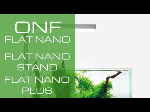 Modelos de uñas - ONF Flat Nano, Flat Nano Stand y Flat Nano Plus - PezVerde