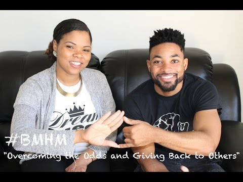 "Black Mental Health Matters Episode 2 ""Overcoming the Odds and Giving Back to Others"""
