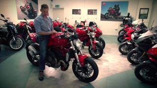5. Ducati Monster 1200 review with James Whitham