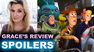Toy Story 4 SPOILER Review by Beyond The Trailer