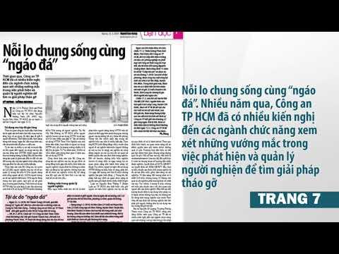 Báo Người Lao Động ra ngày 13-3-2019 có những bài viết gì? - Thời lượng: 78 giây.