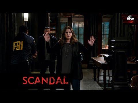 Charlie Gets Arrested – Scandal Season 7 Episode 14