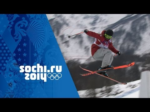 Dara Howell Wins First Ski Slopestyle Gold Scoring 94.20 | Sochi 2014 Winter Olympics