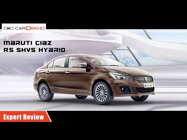 Maruti Ciaz Diesel Review