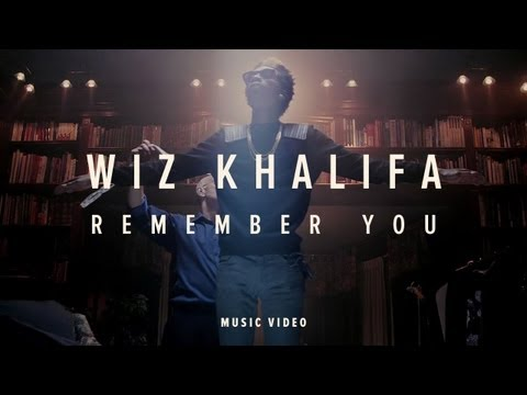 Wiz Khalifa - 'Remember You (Feat. The Weeknd)' [Listen]