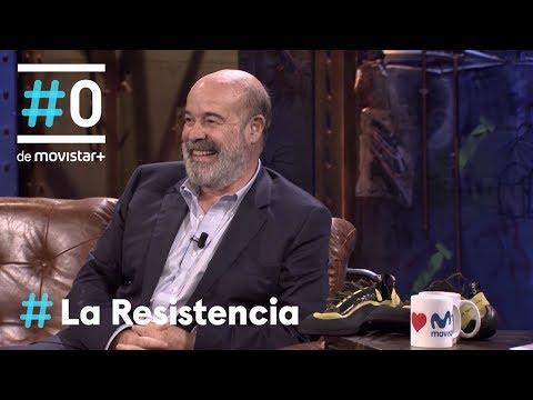 LA RESISTENCIA - Antonio Resines, el hombre de acero   #LaResistencia 19.09.2018 (видео)