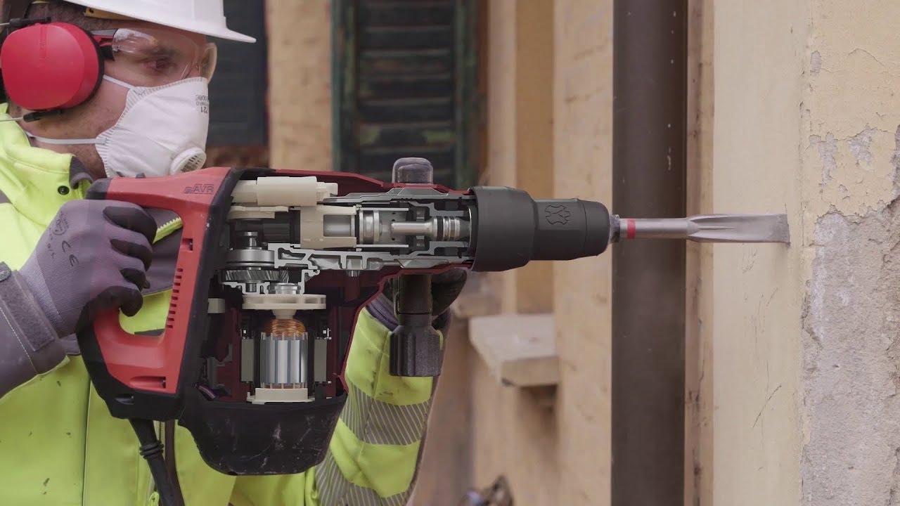 Hilti TE 500-AVR Concrete Breaker