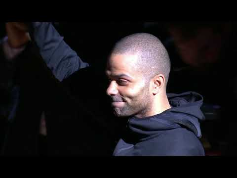 Video: San Antonio Spurs Video Tribute To Tony Parker | January 14, 2019