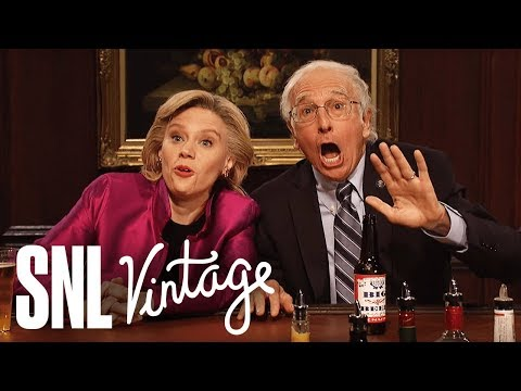 Saturday Night Live Hillary and Bernie Grab a