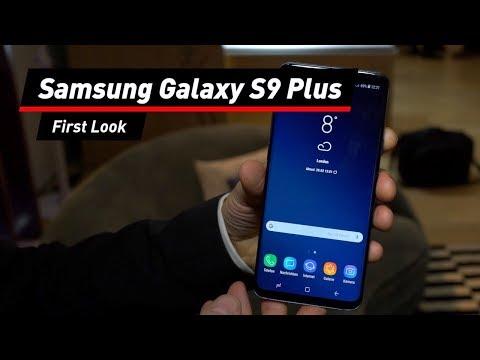 Samsung Galaxy S9 Plus im Test: Im ersten Eindruck  ...