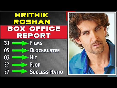 Hrithik Roshan All Movies List, Hit and Flop Box Office Collection Analysis, Success Ratio, Upcoming