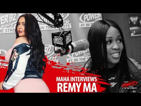 Remy Ma On Cardi B's Pregnancy, Women in Hiphop & More | @Power92Chicago
