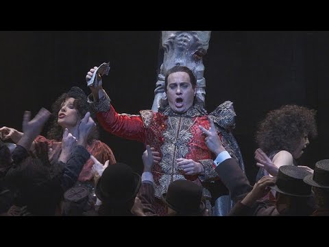 Gounods Faust in Starbesetzung an der Royal Opera in  ...